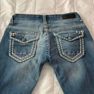 Daytrip jeans boot cut size 26 regular. Great cond
